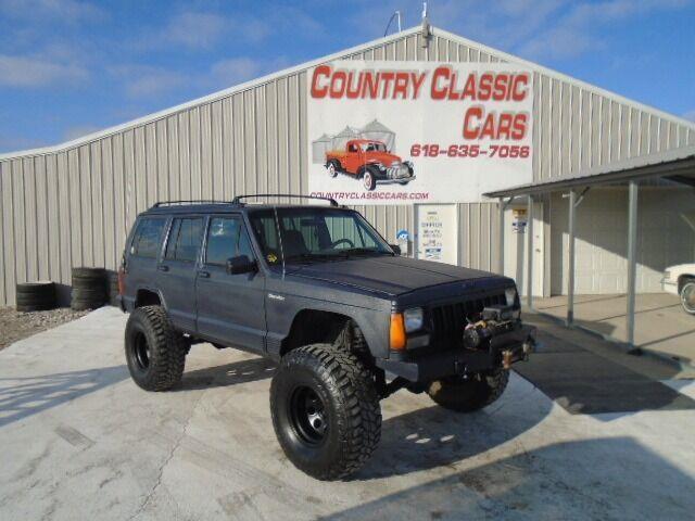 1996 Jeep Grand Cherokee (CC-1436852) for sale in Staunton, Illinois