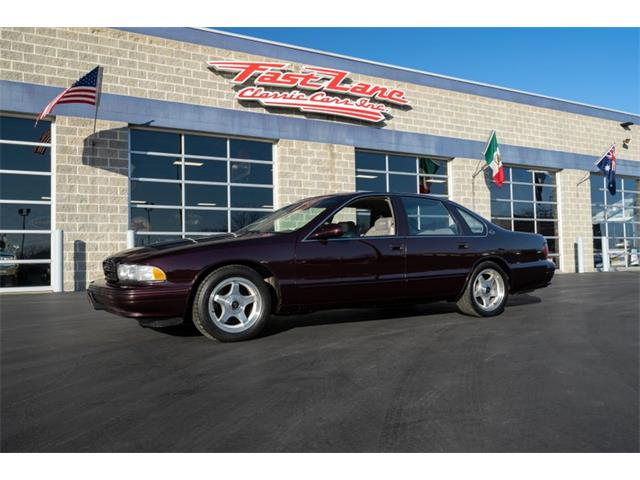 1996 Chevrolet Impala (CC-1436854) for sale in St. Charles, Missouri