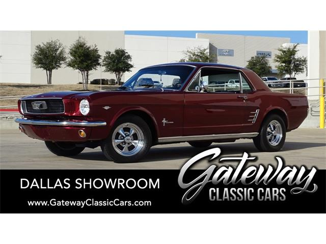 1966 Ford Mustang (CC-1436855) for sale in O'Fallon, Illinois