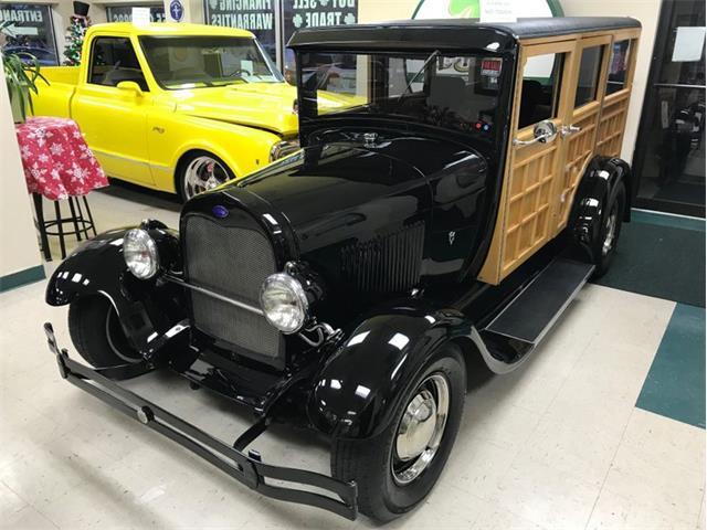 1929 Ford Woody Wagon (CC-1436860) for sale in Greensboro, North Carolina