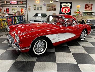 1960 Chevrolet Corvette (CC-1436861) for sale in Greensboro, North Carolina