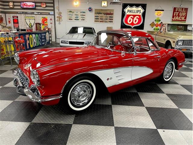 1960 Chevrolet Corvette (CC-1436861) for sale in Greensboro, North Carolina