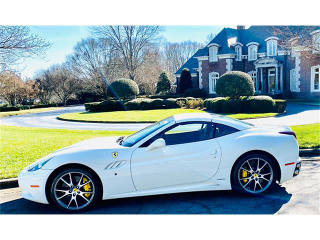 2012 Ferrari California (CC-1436862) for sale in Greensboro, North Carolina