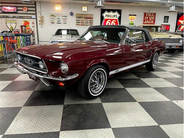 1967 Ford Mustang (CC-1436865) for sale in Greensboro, North Carolina