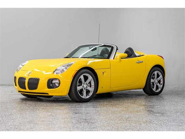 2007 Pontiac Solstice (CC-1436875) for sale in Concord, North Carolina