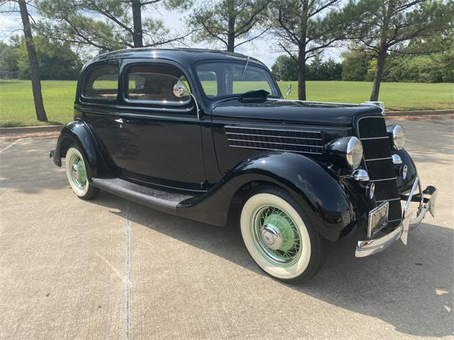 1935 Ford Slantback (CC-1430688) for sale in Shawnee, Oklahoma