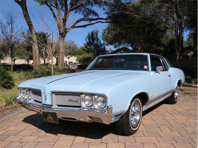 1970 Oldsmobile Cutlass (CC-1436880) for sale in Lakeland, Florida