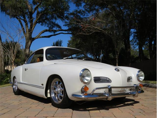 1969 Volkswagen Karmann Ghia (CC-1436881) for sale in Lakeland, Florida