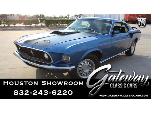 1969 Ford Mustang (CC-1436895) for sale in O'Fallon, Illinois