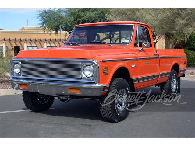 1972 Chevrolet K-10 (CC-1436899) for sale in Scottsdale, Arizona