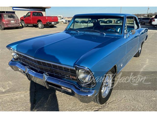 1967 Chevrolet Nova SS (CC-1436909) for sale in Scottsdale, Arizona