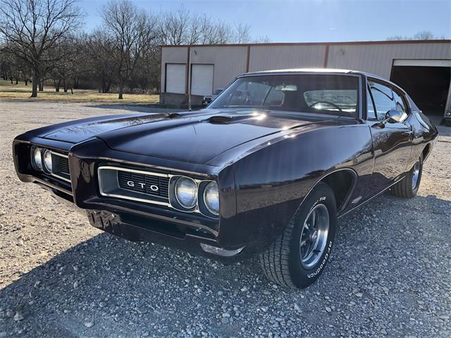 1968 Pontiac GTO (CC-1430691) for sale in Sherman, Texas