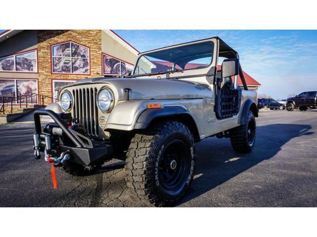 1981 Jeep CJ7 (CC-1436918) for sale in North East, Pennsylvania