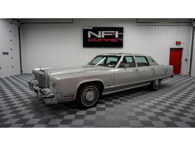 1977 Lincoln Continental (CC-1436920) for sale in North East, Pennsylvania