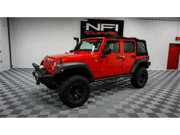 2015 Jeep Wrangler (CC-1436924) for sale in North East, Pennsylvania