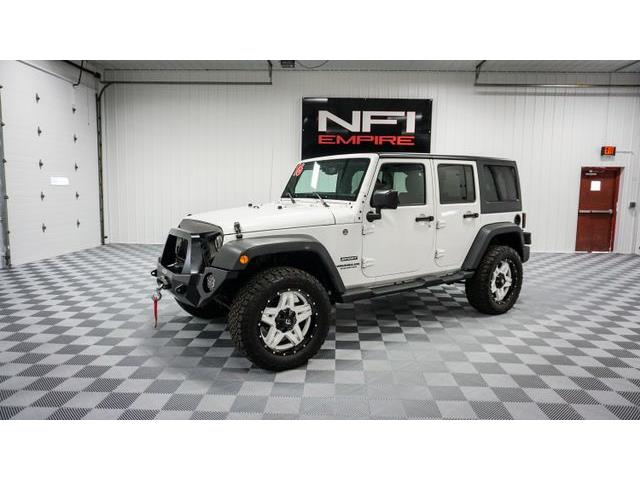 2016 Jeep Wrangler (CC-1436927) for sale in North East, Pennsylvania