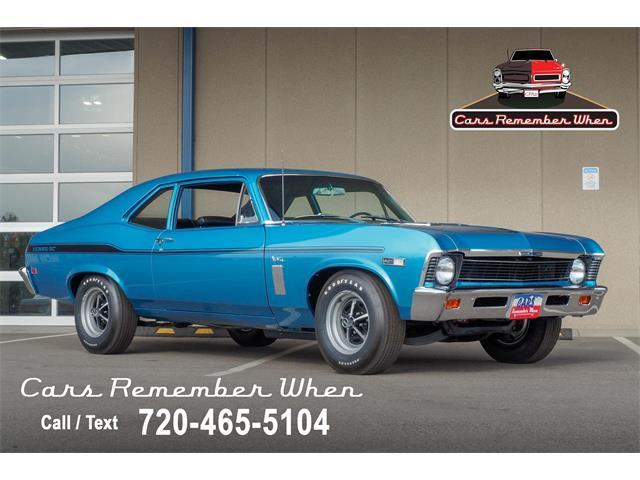 1969 Chevrolet Nova (CC-1436928) for sale in Englewood, Colorado