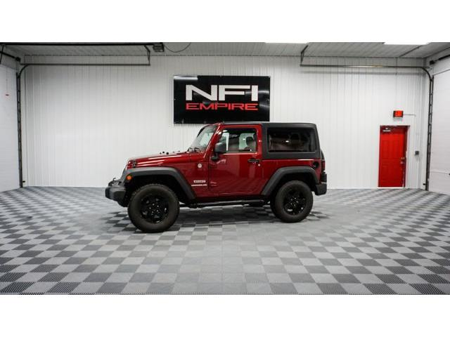 2012 Jeep Wrangler (CC-1436930) for sale in North East, Pennsylvania