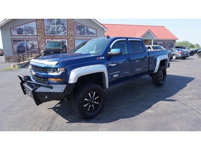 2016 Chevrolet Silverado (CC-1436935) for sale in North East, Pennsylvania