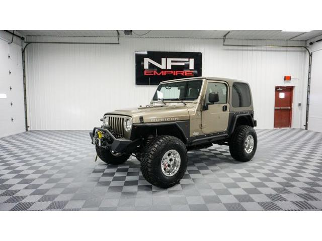 2005 Jeep Wrangler (CC-1436940) for sale in North East, Pennsylvania