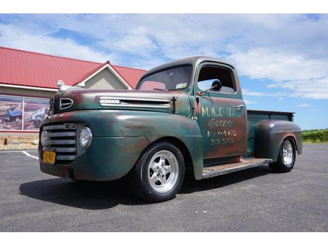 1948 Ford F1 (CC-1436943) for sale in North East, Pennsylvania
