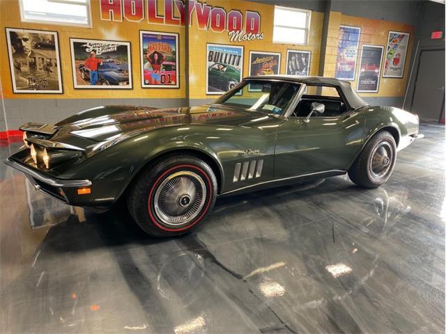 1969 Chevrolet Corvette (CC-1436945) for sale in West Babylon, New York
