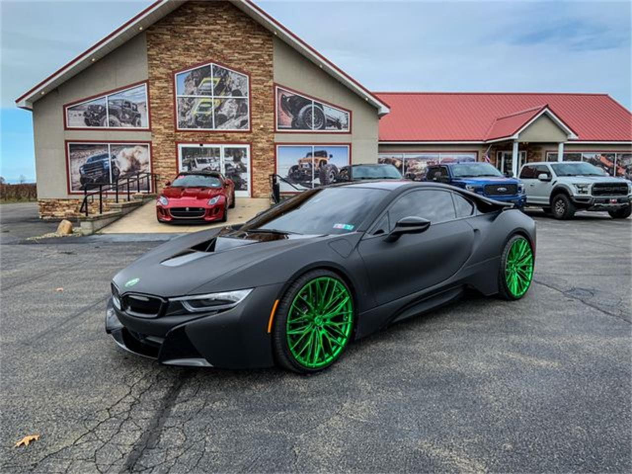 2014 BMW i8 (CC-1436950) for sale in North East, Pennsylvania