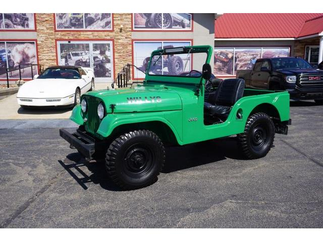 1965 Jeep CJ5 (CC-1436953) for sale in North East, Pennsylvania