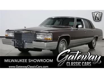 1990 Cadillac Brougham (CC-1436960) for sale in O'Fallon, Illinois