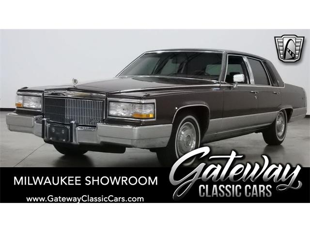 1990 Cadillac Brougham (CC-1436960) for sale in O'Fallon, Illinois