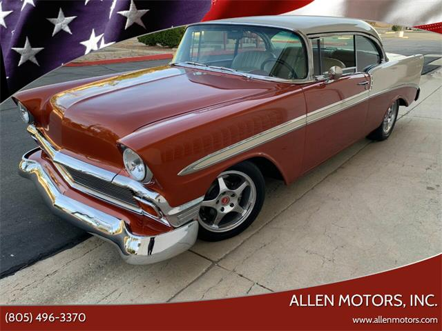 1956 Chevrolet Bel Air (CC-1436961) for sale in Thousand Oaks, California