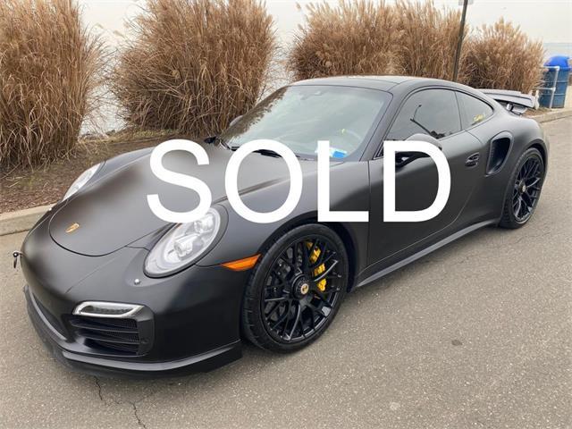 2016 Porsche 911 (CC-1436963) for sale in Milford City, Connecticut