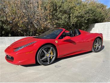 2014 Ferrari 458 (CC-1436964) for sale in Paradise Valley, Arizona
