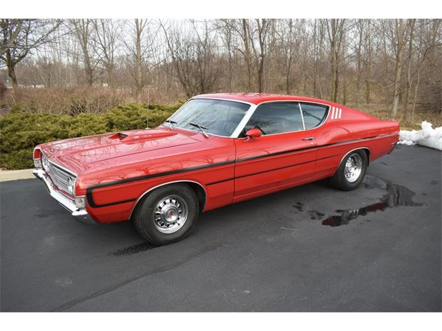 1969 Ford Torino (CC-1436969) for sale in Elkhart, Indiana