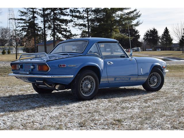 1965 Triumph Spitfire (CC-1430697) for sale in Watertown, Minnesota