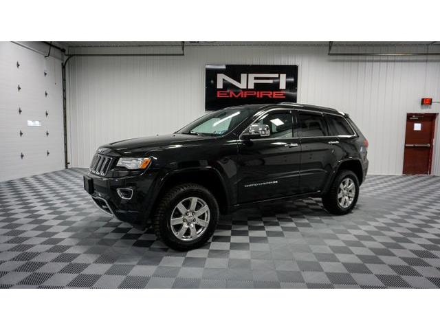 2015 Jeep Grand Cherokee (CC-1436972) for sale in North East, Pennsylvania