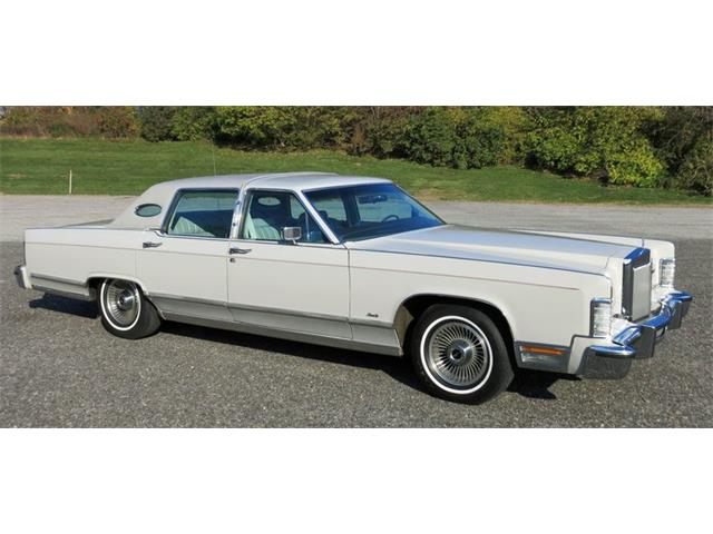 1979 Lincoln Town Car (CC-1436978) for sale in West Chester, Pennsylvania