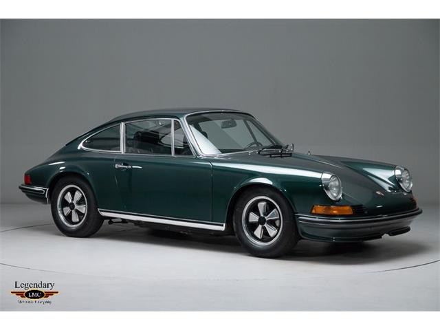 1973 Porsche 911E (CC-1436979) for sale in Halton Hills, Ontario