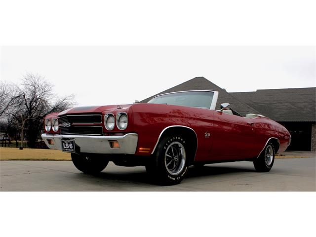 1970 Chevrolet Chevelle SS (CC-1430698) for sale in Shawnee, Oklahoma