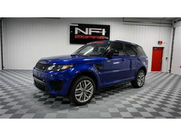 2016 Land Rover Range Rover Sport (CC-1436981) for sale in North East, Pennsylvania