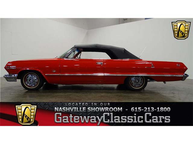 1963 Chevrolet Impala (CC-1436984) for sale in O'Fallon, Illinois
