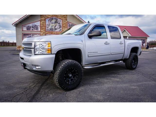 2013 Chevrolet Silverado (CC-1436985) for sale in North East, Pennsylvania