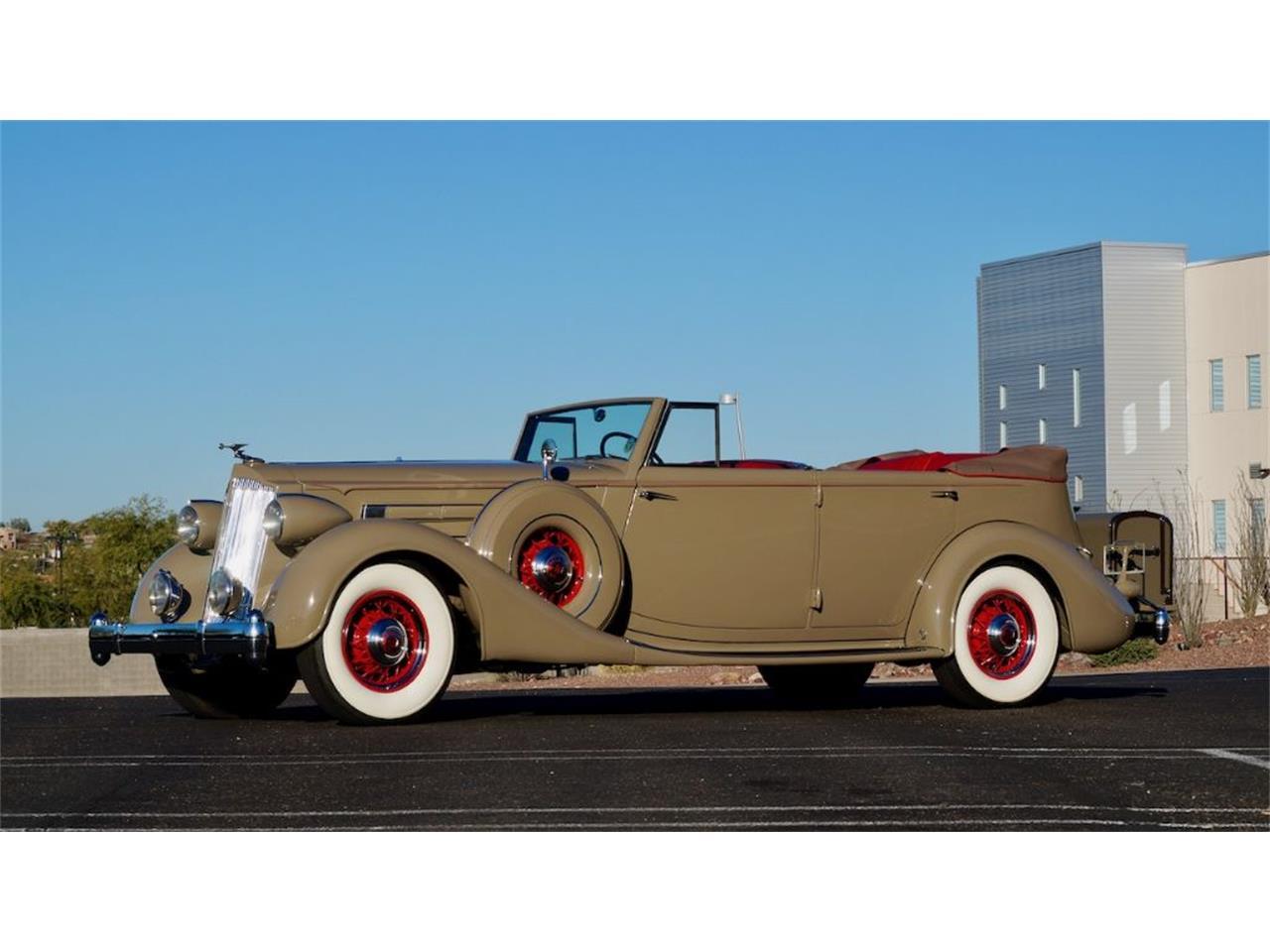 1936 Packard Twelve (CC-1436986) for sale in Phoenix, Arizona