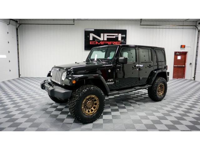 2017 Jeep Wrangler (CC-1436988) for sale in North East, Pennsylvania
