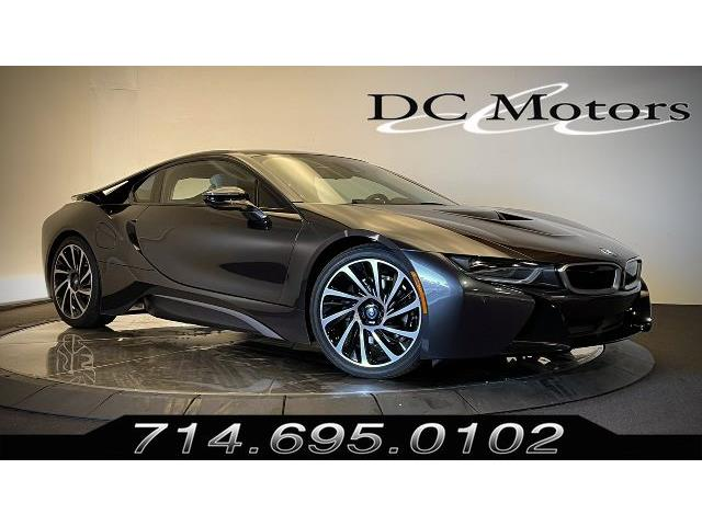 2016 BMW i8 (CC-1436989) for sale in Anaheim, California