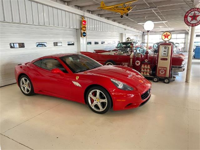 2012 Ferrari California (CC-1436999) for sale in Columbus, Ohio