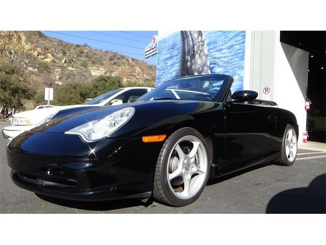 2004 Porsche Carrera (CC-1437015) for sale in Laguna Beach, California