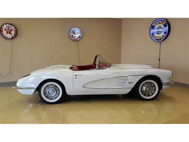 1959 Chevrolet Corvette (CC-1430702) for sale in Greensboro, North Carolina