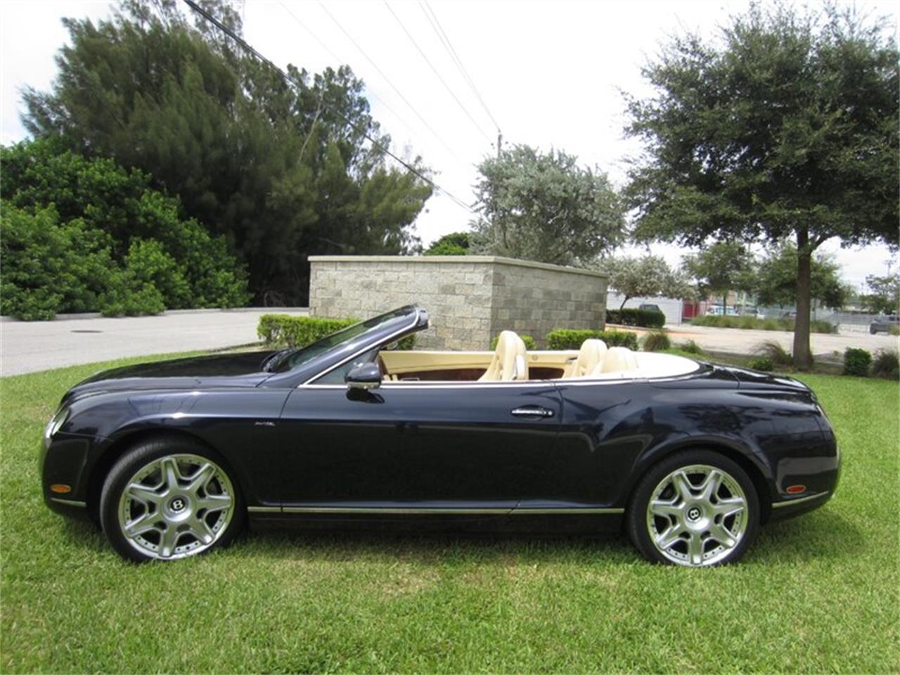 2008 Bentley Continental (CC-1437020) for sale in Delray Beach, Florida