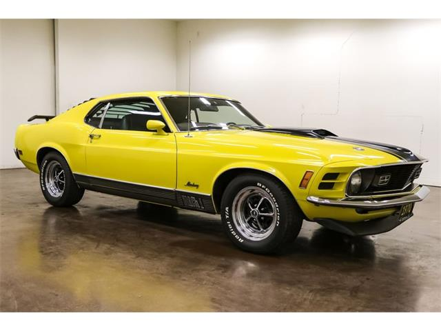 1970 Ford Mustang (CC-1437028) for sale in Sherman, Texas